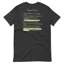 Load image into Gallery viewer, East Coast House Rules Unisex T-Shirt