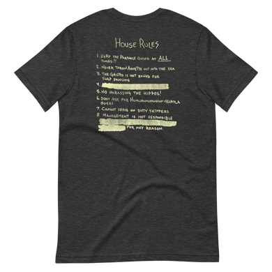 East Coast House Rules Unisex T-Shirt