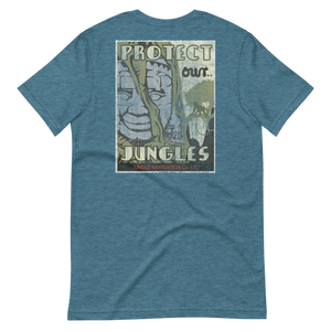 Protect Our Jungles Short-Sleeve Unisex T-Shirt