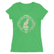 Load image into Gallery viewer, Green Parrot Cafe Ladies' short sleeve t-shirt