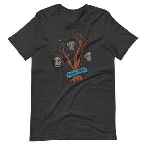 Family Tree Unisex T-Shirt