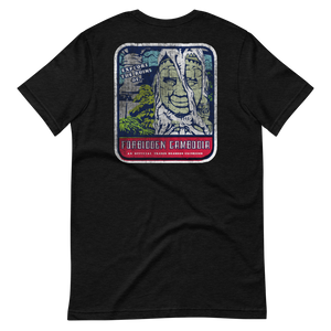 Forbidden Cambodia Short-Sleeve Unisex T-Shirt