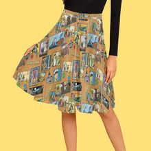 "Load image into Gallery viewer, ""Untold Adventures"" Aloha Skirt"