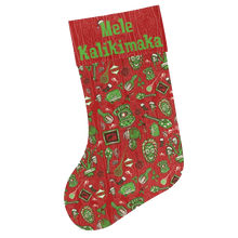 Load image into Gallery viewer, Sam's Holiday Hoopla Stocking