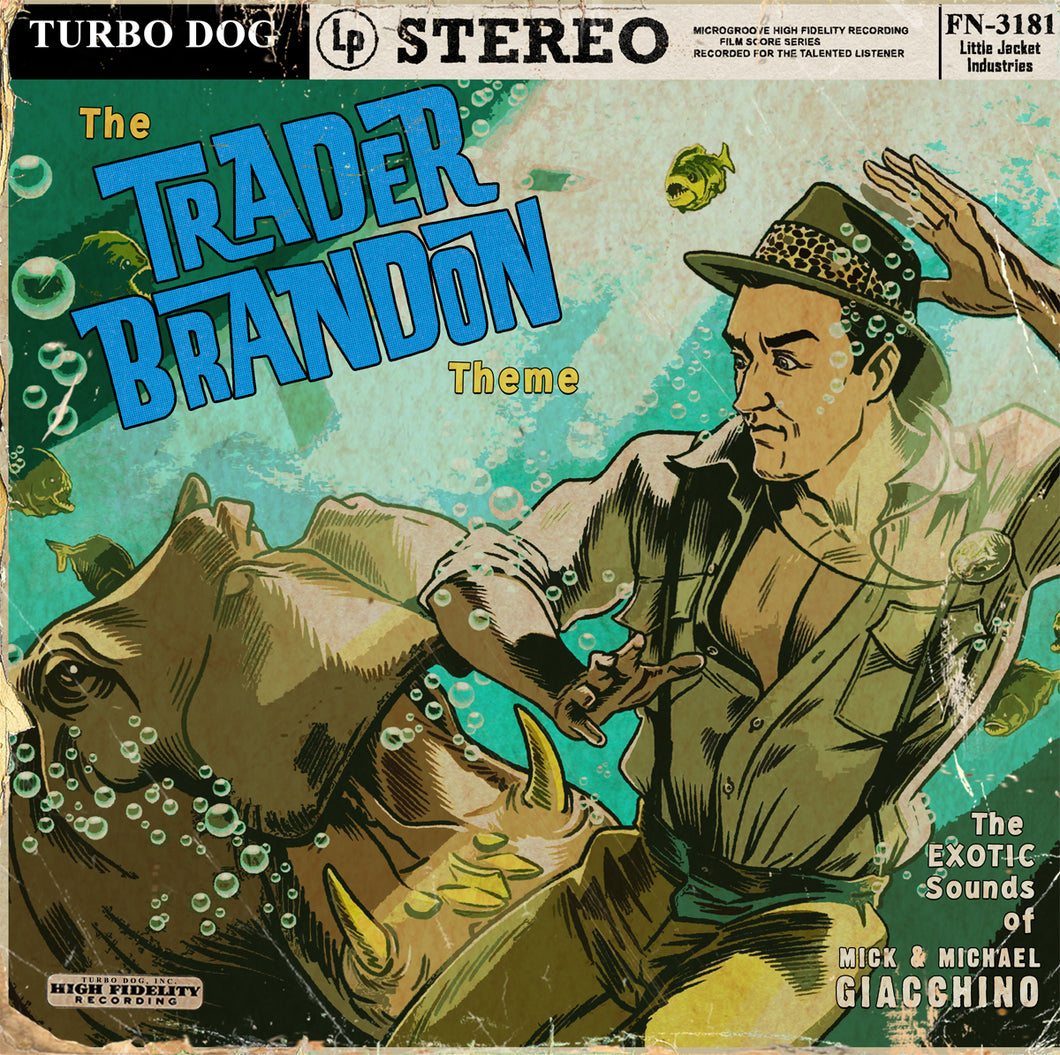 The Trader Brandon Theme