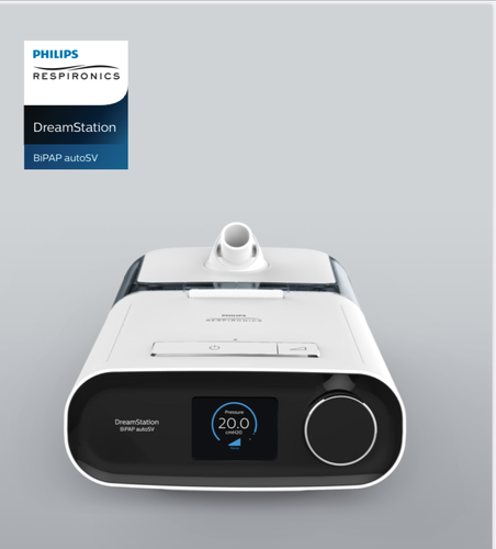 Philips Respironics DreamStation BiPAP autoSV
