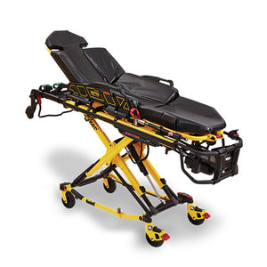 Stryker Power Pro XT 700 LBS Capacity Electric Ambulance Cot With Power Load Compatibility Kit And XPS | Recertified
