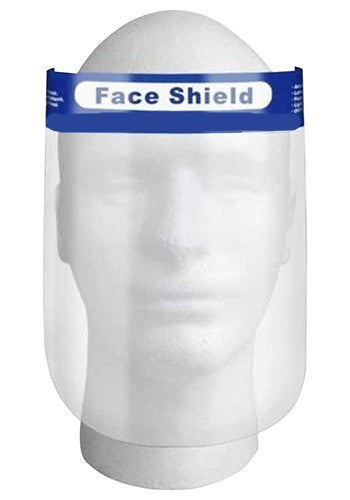 Protective Face Shield (Pack Of 10)