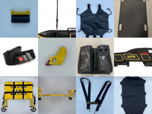 Stryker Performance Pro Defib Accessory Package
