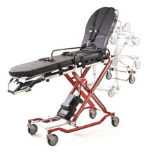 Load image into Gallery viewer, Ferno PowerFlexxST (Stat Track Compatible) 700 LBS Capacity Ambulance Cot | Recertified
