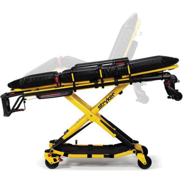 Stryker Performance Pro XT 700 LBS Capacity Manual Ambulance Cot With XPS | Recertified