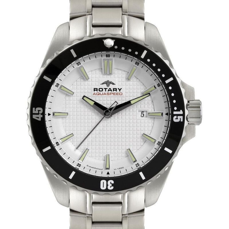 Rotary Mens Aquaspeed Watch - Rotary-Agb00293-06 - Watches