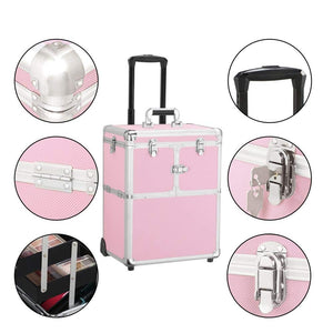 Rolling Beauty Organizer