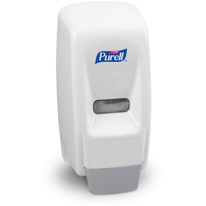 Hand Sanitizer Push-Style Dispenser