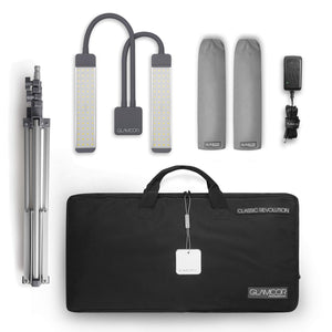 GLAMCOR Classic Revolution Light Kit for Lash and Brow