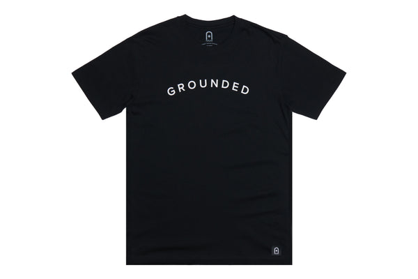 Short Sleeve Tee Men's- Organic Cotton (Black)
