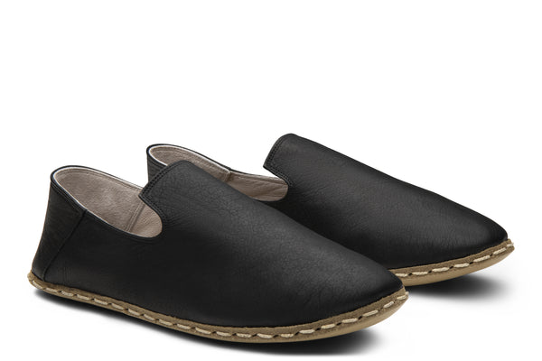 Men's Slip On / Ebony