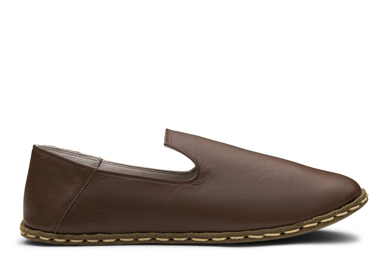 Women's Slip On / Walnut