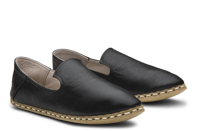 Women's Slip On / Ebony