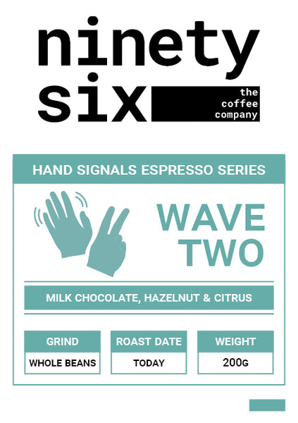 Wave Two Espresso Blend