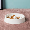 Pet Slow Feeder Bowl - Easy to Clean Pet Feeder