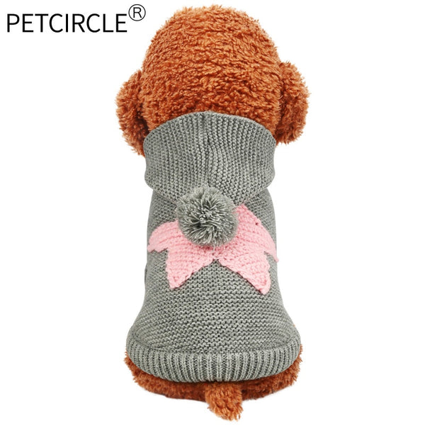 Dog Autumn / Winter Clothes Nordic Style
