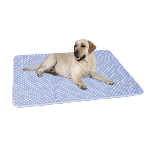 Domestic Delivery Pet Dog Cooling Beds Mat Summer - Paws and Me