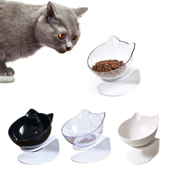 Orthopedic Anti Vomiting Cat Bowl