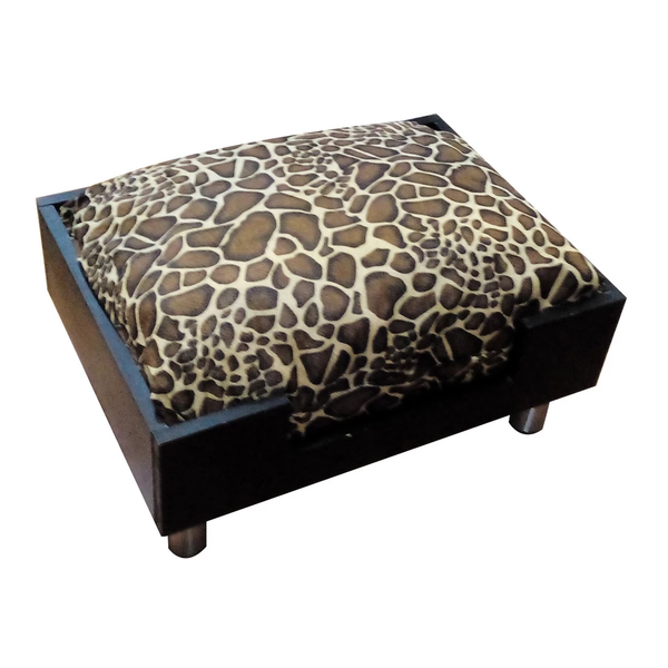 Royal Modern Cozy Pet Bed Low to the Ground Dog or Cat Bed - Paws and Me