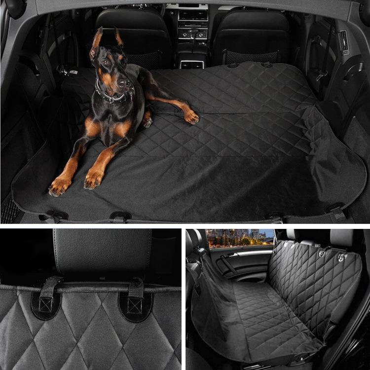 Pet Seat Cover for Cars, Trucks and SUVs - Paws and Me
