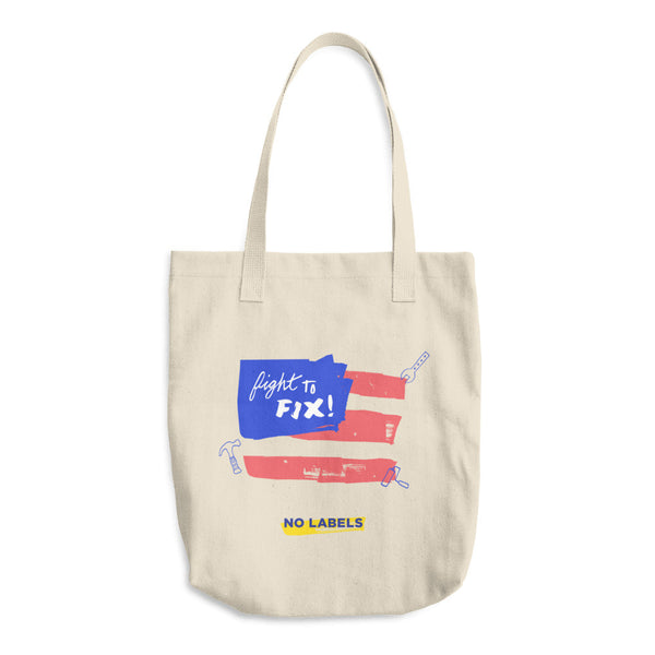 No Labels Tote