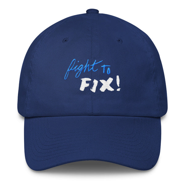 Fight To Fix Hat