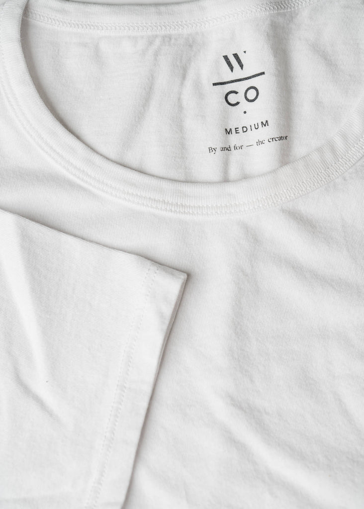 The Everyday T-Shirt — 3-Pack White
