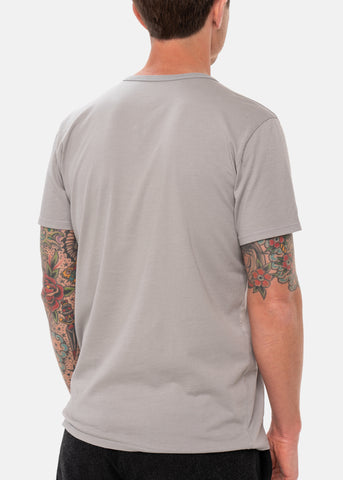 The Everyday T-Shirt - Concrete