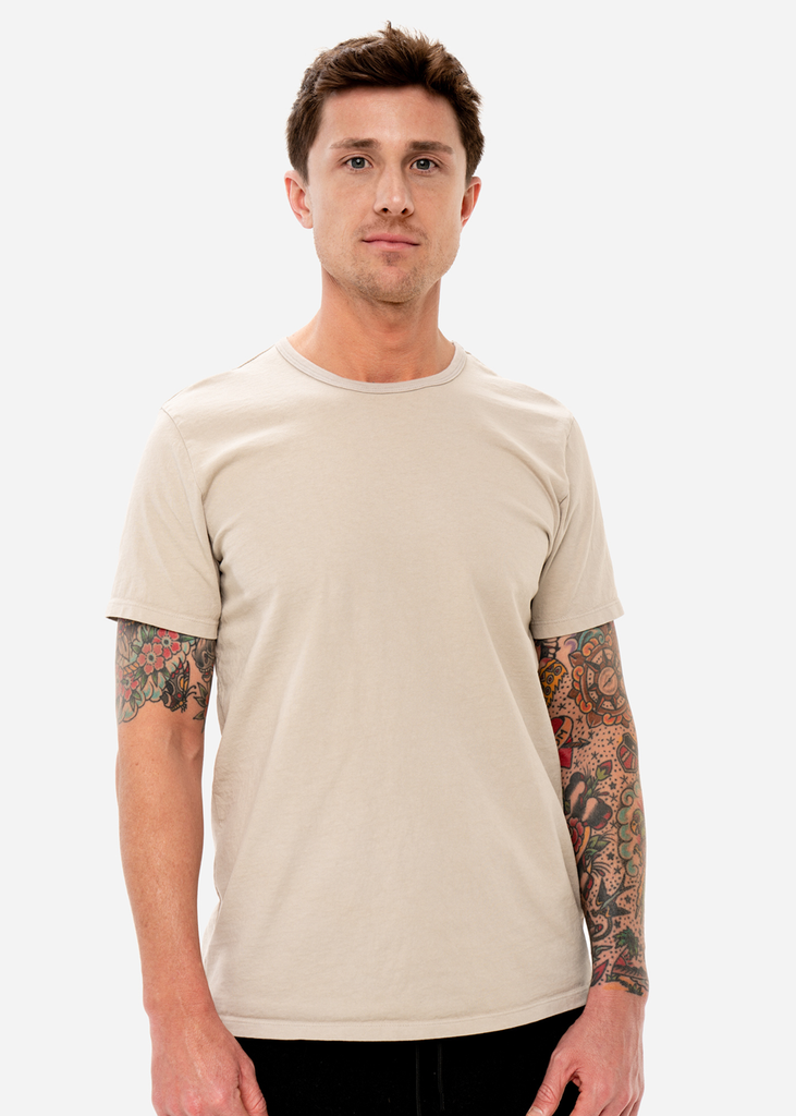 The Essential Structured T-Shirt