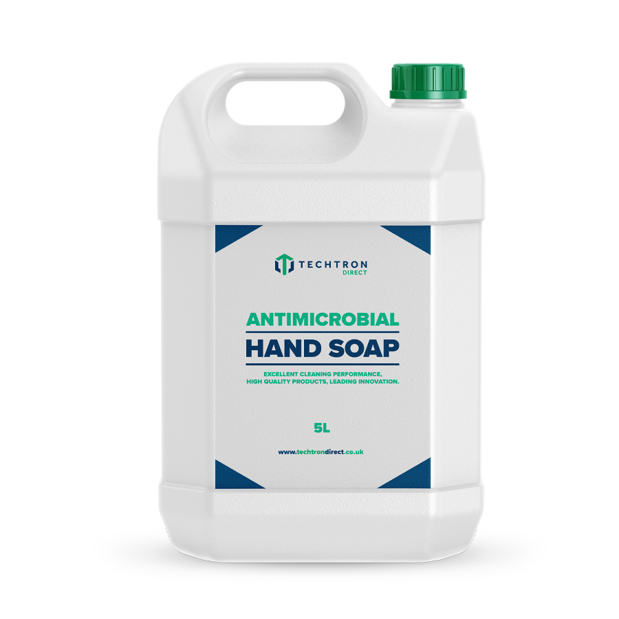Techtron Direct Antimicrobial Hand Soap 5 Litre