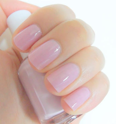 perfect pink nude nails