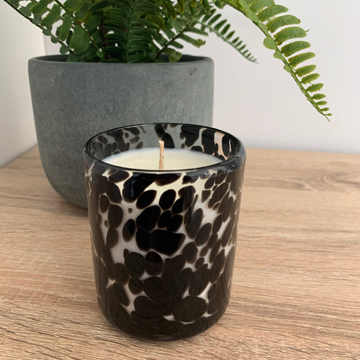 Cheetah Print Medium Jar