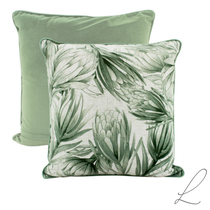 Green Banks Cushion (min order of 2)