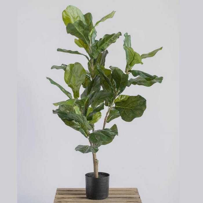 3' Fiddle Leaf - Artificial Plant