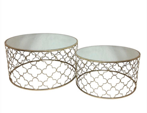 Mary Anne coffee table ( set of 2)