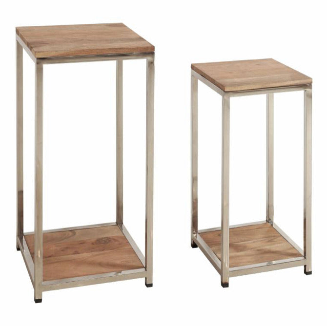 Orga side table ( set of 2)