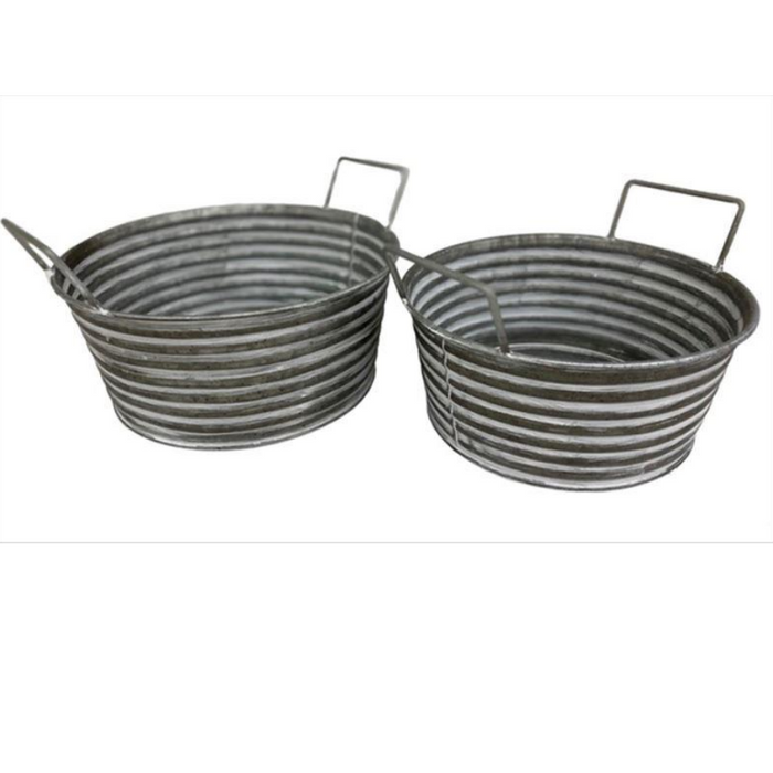 Jordan Champaign Bucket ( Set of 2)