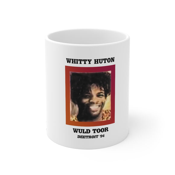 Whitty Huton - Wuld Toor Nostalgia: Beverage Mug 11oz