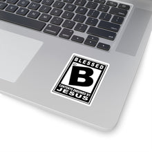 Load image into Gallery viewer, ESRB Blessed: Kiss-Cut Stickers