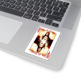 King of Kings Inspirational: Kiss-Cut Stickers