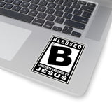 ESRB Blessed: Kiss-Cut Stickers