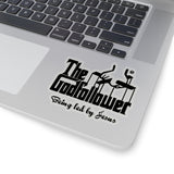 The Godfollower: Kiss-Cut Stickers