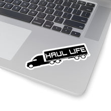 Load image into Gallery viewer, Haul Life Rig: Kiss-Cut Stickers