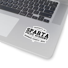 Load image into Gallery viewer, Sparta Police Academy: Kiss-Cut Stickers